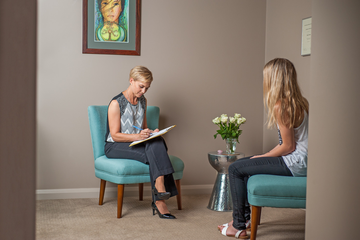 Clare Evans Holistic Counselling